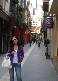 Mallorca streets