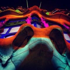 Audiovisual show Casa Batlló