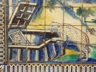 Art of azulejos in Lisbon