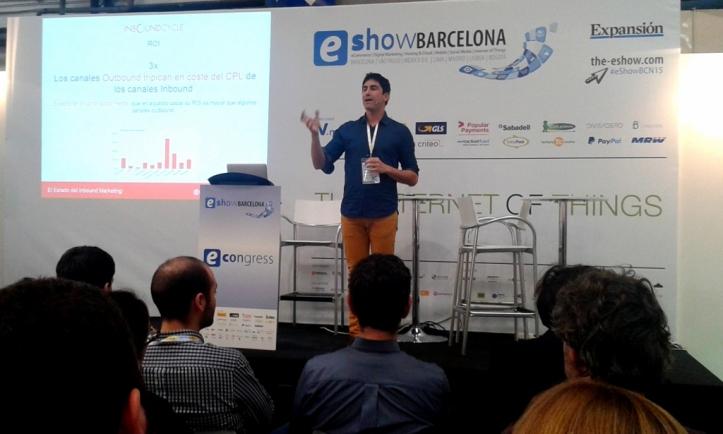 eShow Barcelona 2015 talks