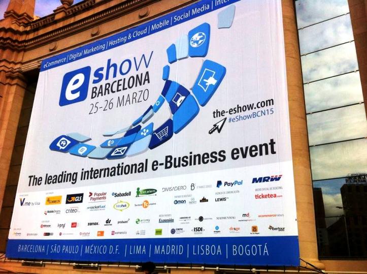 eShow Barcelona 2015