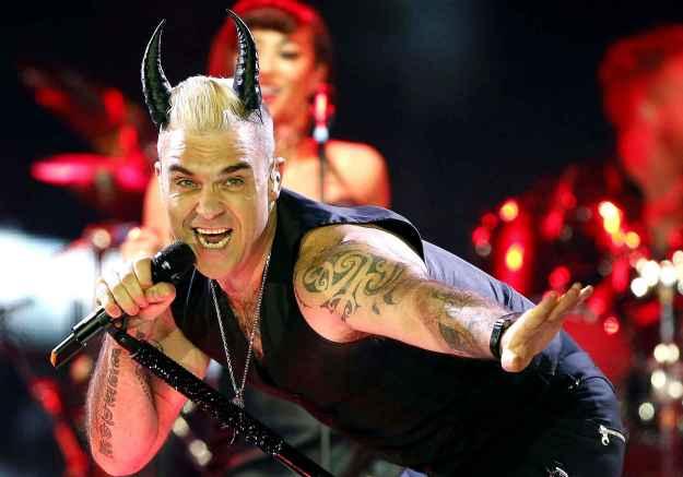 Robbie Williams Concert Barcelona 2015